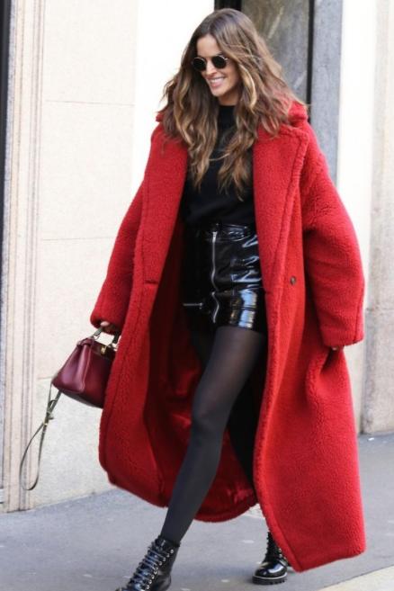 look-outono/inverno-tumblr-casaco-vermelho