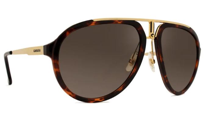 0617da498 A cada temporada de moda, as marcas mais famosas de óculos escuros lançam  variações em cores, matéria-prima ou lentes diferentes. Assim, eles nunca  deixam ...