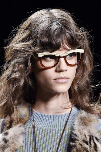 penteados com óculos
