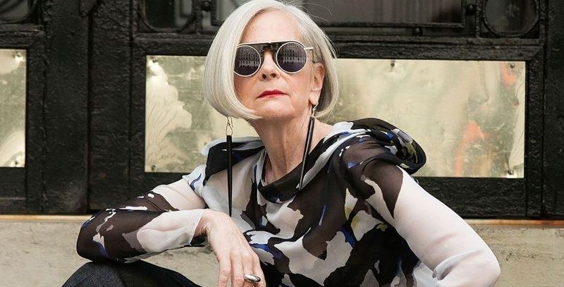 06ee705e6 Senhoras estilosas: se inspire com influencers da terceira idade!