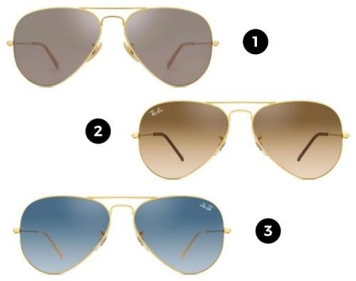 óculos clássicos ray-ban - aviador
