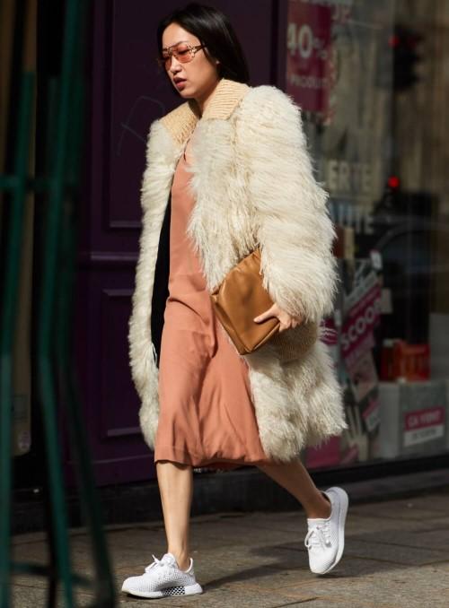 cores da moda 2020 - cantaloupe