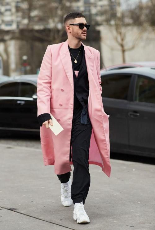 cores da moda 2020 - coral pink