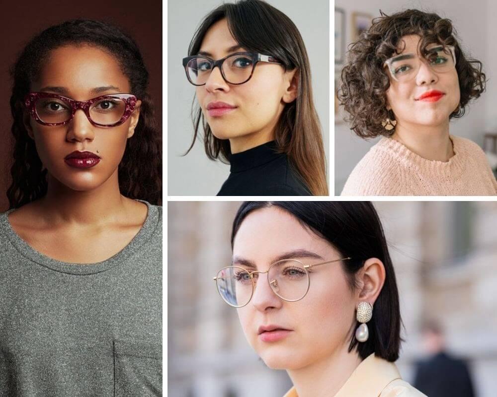 make para quem usa óculos de grau - truques básicos