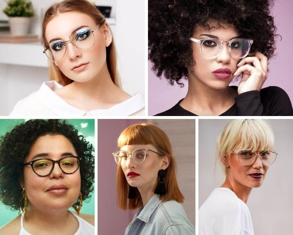 make para quem usa óculos de grau - ideias elaboradas