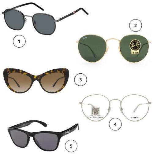 modelos de óculos minimalistas - officina 7