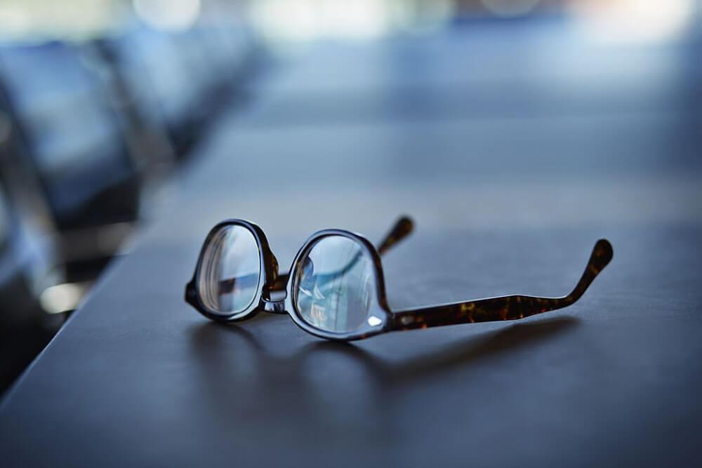 trocar óculos - ajuste ideal