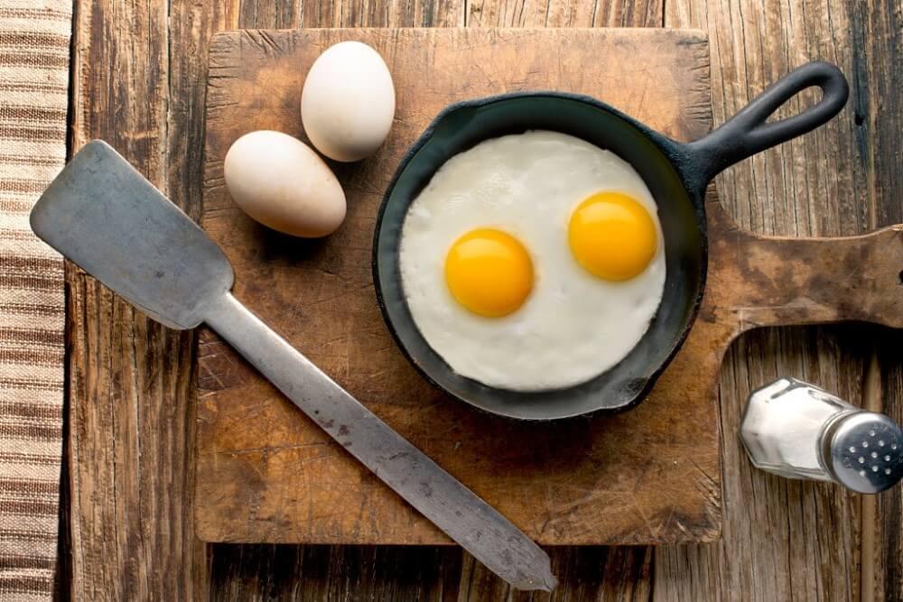 alimentos que melhoram a visão - ovos