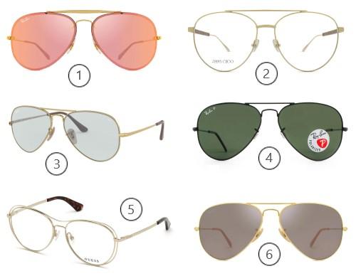modelos de óculos aviador - compre na officina 7